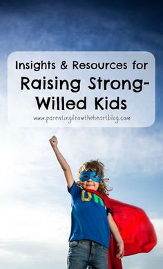 Raising spirited children is involved, dynamic, and difficult. They are also a source of immense pride and have been shown to have greater successes later in life than their non-spirited counterparts. Find incredible resources on how to successfully raise strong-willed kids here. Positive parenting, attachment parenting, toddlers, difficult behaviour