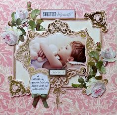 Sweetest Moments *ANNA GRIFFIN* - Scrapbook.com