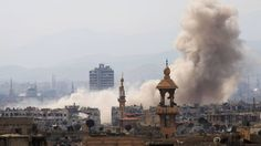 Geweld opgelaaid in Syrische hoofdstad Damascus | NOS