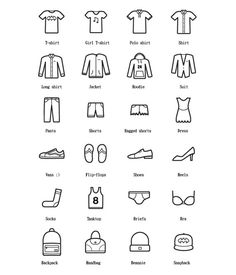 24 Free Clothes Icons - Free Vector Site | Download Free Vector Art, Graphics