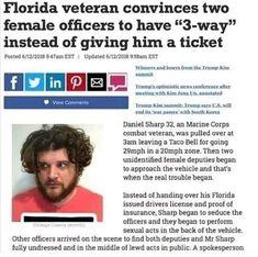 Florida Man finally gets a win! Florida Man Meme, Florida Funny, Wtf Funny, Hilarious, Funny Gifs, Funny Pranks, Funny Jokes, Funny Images, Funny Pictures