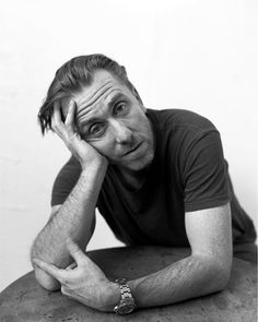Tim Roth | by Christian Witkin