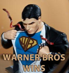 Warner Bros. Wins Superman Copyright Lawsuit