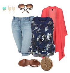 What Should Plus Size (Curvy) Women Wear in the Summer 2015 (3)