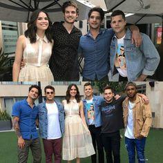 Le cast de Teen Wolf au San Diego Comic Con #teenwolf #comiccon #sdcc #sdcc2017