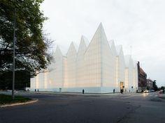 Mies-Award 2015 für Philharmonie von Barozzi Veiga / Zeitgenössisches Monument - Architektur und Architekten - News / Meldungen / Nachrichten - BauNetz.de