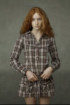 """Louis Treserras, """"La petite Anglaise"""" (""""The Little English Girl"""") Red Freckles, I Love Redheads, English Girls, Long Red Hair, Natural Redhead, French Photographers, Ginger Hair, Female Portrait, Shades Of Red"""
