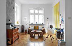 Zdjęcie numer 1 w galerii - Mieszkanie 56 m kw. w Warszawie. Stylowa mieszanka