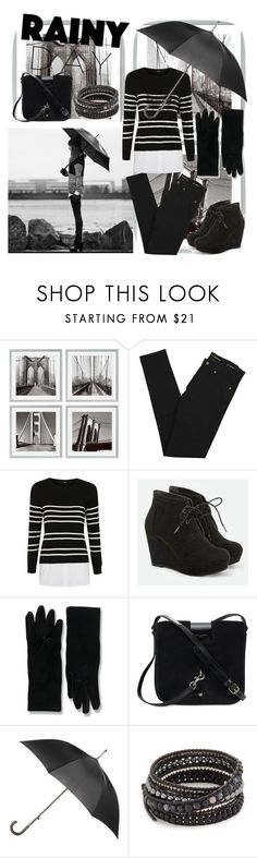 """""""Rainy day 💢💧💨🌌☔🌈"""" by janysha2369 ❤ liked on Polyvore featuring Eichholtz, Yves Saint Laurent, George, JustFab, Balenciaga, Totes and Chan Luu"""