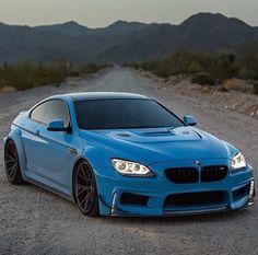 Visit The MACHINE Shop Café... ❤ Best of BMW @ MACHINE ❤ (Vossen Forged Wheels BMW 650i M-sport Widebody by Prior Design)