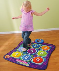 9d5e72bd812ad8 Another great find on  zulily! Dancing Challenge Play Mat by Constructive  Playthings  zulilyfinds