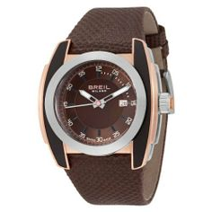 Breil Milano Men's BW0451 Mediterraneo Analog Brown Dial Watch Breil. $393.92. Swiss movement- Ronda 705.2 Quartz chronograph. High grade stainless steel case, screw-down case back and high quality genuine leather strap. Limited lifetime warranty. 3-hand with second hand movement with luminous hands and date window. Water-resistant to 660 feet (200 M). Save 46% Off!