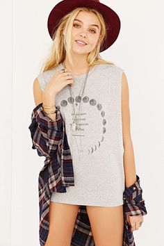 29 Truly Madly Deeply Moon Dreams Muscle Tee