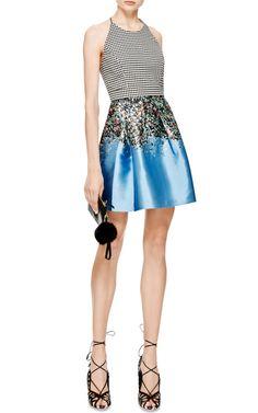 Belle Printed Mini Skirt by Sachin+Babi - Moda Operandi