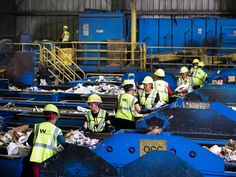 Since China's Ban, Recycling in the US Has Gone Up in Flames