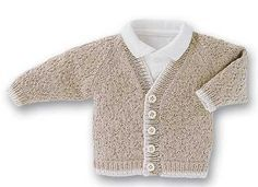 free knitting pattern: free baby knitting More
