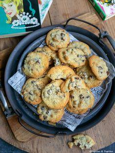 Comment faire des cookies aux pépites de chocolat