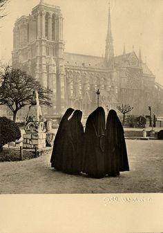 1950s Albert Monier postcard - 0175 Paris