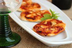 μικρή κουζίνα: Σκορδοπιτάκια