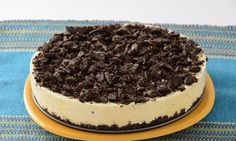 Torta de Sorvete e Biscoito Receita | Dr. Oetker