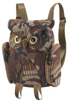 Animal Fashion, Fashion Bags, Fashion Fashion, Runway Fashion, Fashion Trends, 0 Bag, Owl Backpack, Diy Bags Purses, Boho Bags