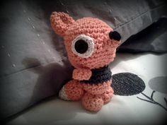 Amigurimi Foxy