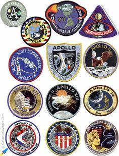 Papá era un entusiasta del programa espacial de la NASA.