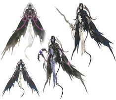 Succubus from Final Fantasy XIV: A Realm Reborn