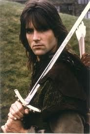 Michael Praed... Robin of Sherwood