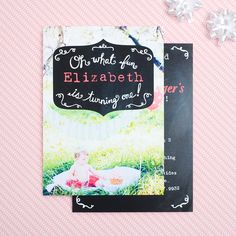 Invitations are a big part of parties. Basic Invite is every party planning Mom's best friend. Boys 1st Birthday Party Ideas, 1 Year Birthday, Tea Party Birthday, Girl First Birthday, It's Your Birthday, 1st Birthday Invitations, Custom Invitations, Wedding Invitations, Invites