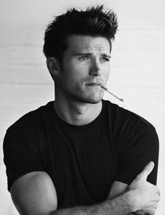 Scott Eastwood - The only time smoking has ever been hot!