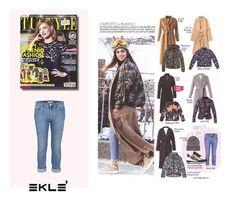 TU Style consiglia un look da giorno in cui i Jeans #Eklè non possono mancare. Ti rivedi in questo stile?