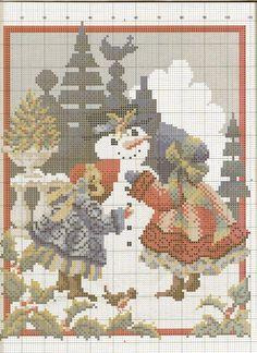 Gallery.ru / Фото #22 - Cross Stitch Collection 111 рождество 2004 - tymannost
