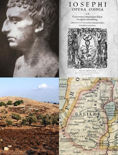 The controversial historian Flavius Josephus who wrote history books from Jews in Roman times in the century of the common era , and was a commander of the Galilee defense against the Romans. On the pic, from to. Common Era, Israel History, City North, High Priest, Promised Land, 1st Century, Charlotte Mason, Old Stone, Holy Land