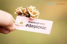 Detallito que regalamos en #depicnic Foto de Esther Cossío http://www.esthercossiofotografia.es/