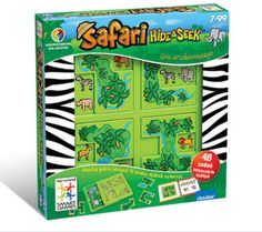 Safari Granna, łamacz głowy