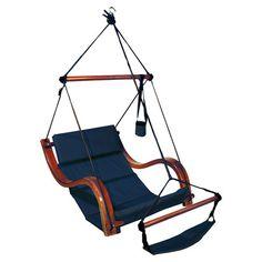 Found It At Wayfair   Nami Hammock Lounge Chair In Midnight Bluehttp://www