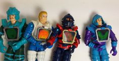 Hey, I found this really awesome Etsy listing at https://www.etsy.com/ca/listing/255995490/visionaries-1987-hasbro-lot-of-4-vintage