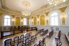 Törvényház, Eger