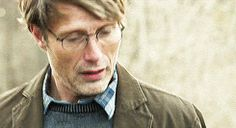 "Mads Mikkelsen as Lucas in ""The Hunt."""