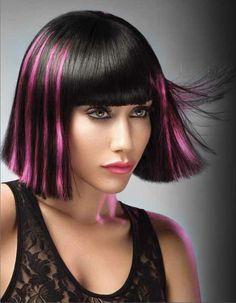 PRAVANA, NEONS Collection, Neon Haircolor, Pink Hair, Green Hair, Blue Hair, Hair Color How To | Beauty Launchpad