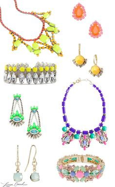 Rock Candy Jewelry finds.