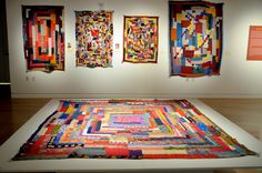 Soulful Stitching: Patchwork Quilts by Africans (Siddis) in India - MoAD Museum of African Diaspora