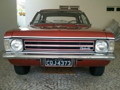 Opala De Luxo 1973 Quatro Portas Placa Preta Por Merito - Ano 1973 - 81500 km - em Mercado Livre