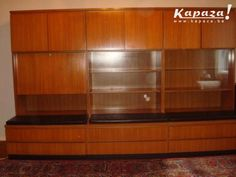 Vintage wandkast, Armoires et commodes, Malle   Kapaza.be