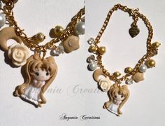 Serenity Bracelet by AngeniaC.deviantart.com on @deviantART