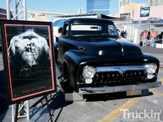 1955 Ford F100...from Expendables