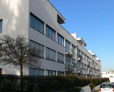 Mies - Weissenhof Apartments