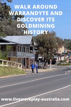 Gold was first discovered in Melbourne in the suburb of Warrandyte. And there are many remnants of gold mines and there are a number of walks you can take including The Gold Heritage Walk which will let you discover the gold mining history. Australia Travel Guide, Visit Australia, Melbourne Australia, Places To Travel, Travel Destinations, Melbourne Travel, New Zealand Travel Guide, Travel Guides, Travel Tips