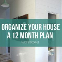 Organize and Inspire Website - great ideas for every room